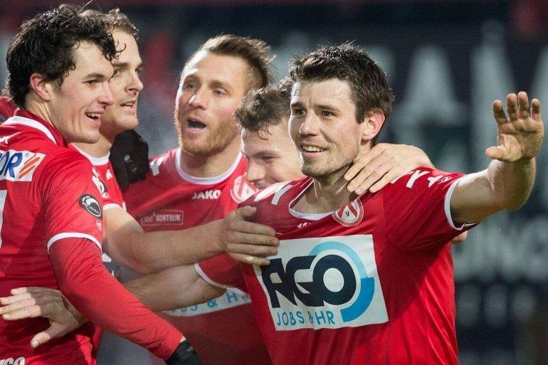Eendracht Aalst - KV Kortrijk afgelast!