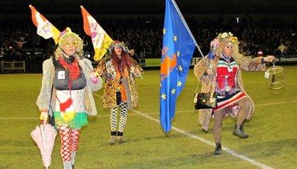 Ticketinfo carnavalsmatch tegen Woluwe