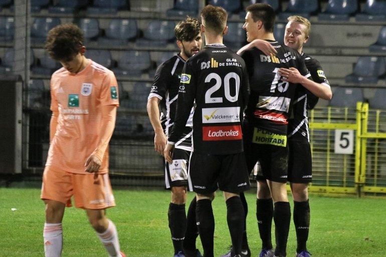Winst in oefenwedstrijd tegen Anderlecht B