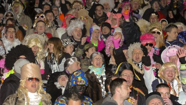 Veiligheidsvoorschriften carnavalswedstrijd