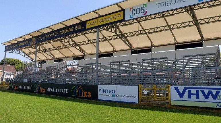 Update stadioninfrastructuur