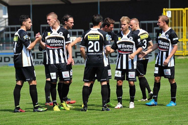 Racing Mechelen eerste tegenstander