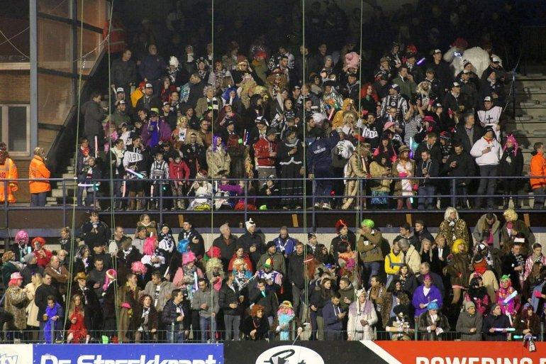 Tickets carnavalsmatch gaan vlot de deur uit