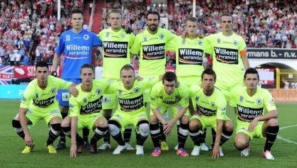 Eendracht Aalst lijdt nederlaag op Antwerp