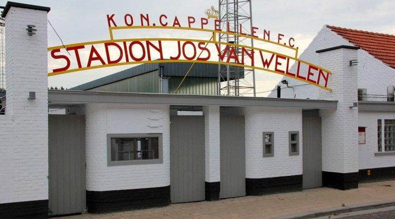 Toegang stadion Cappellen