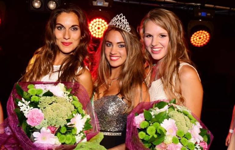 Maithé droomt van Miss België-kroontje