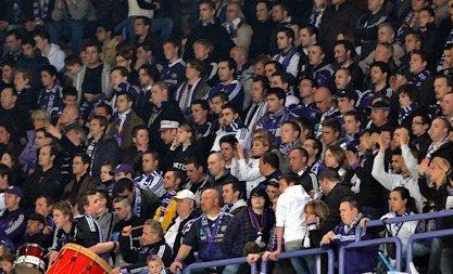 Geen toelating voor galamatch tegen RSC Anderlecht