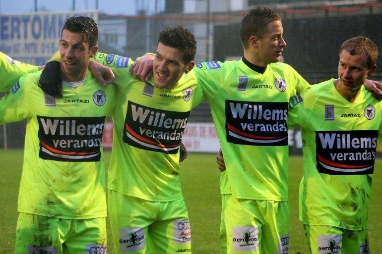 Eendracht wint verdiend in Mechelen