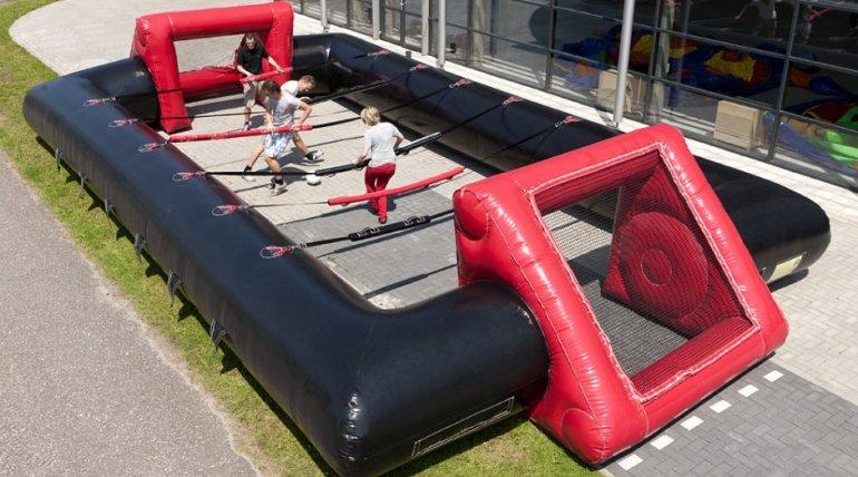 Fandag: doe mee aan het levend kickertornooi!