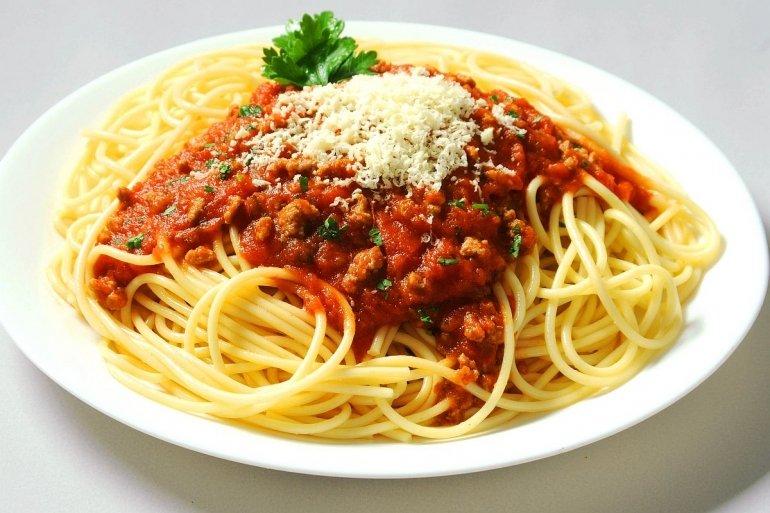 Spaghettifestijn op zaterdag 18 april