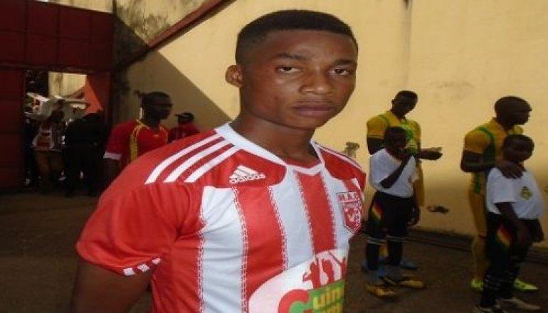 Akkoord met veelbelovend talent uit Guinea
