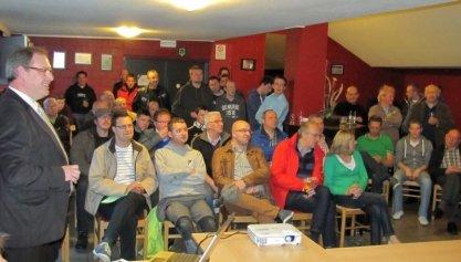 Verslag supportersvergadering 21/05