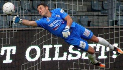 Geen doelpunten in E.Aalst - Fortuna Sittard
