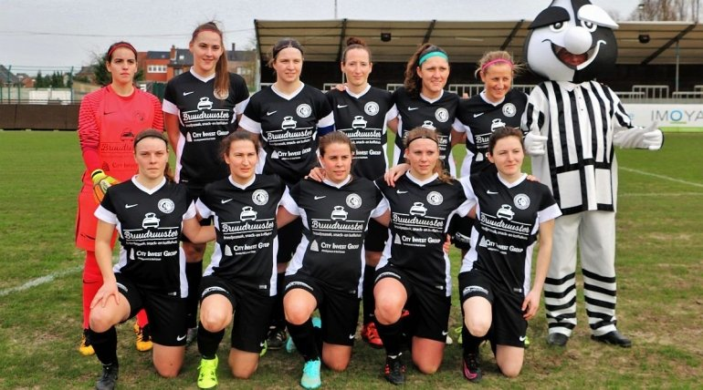 Ladies starten met ambitie aan eerste seizoen
