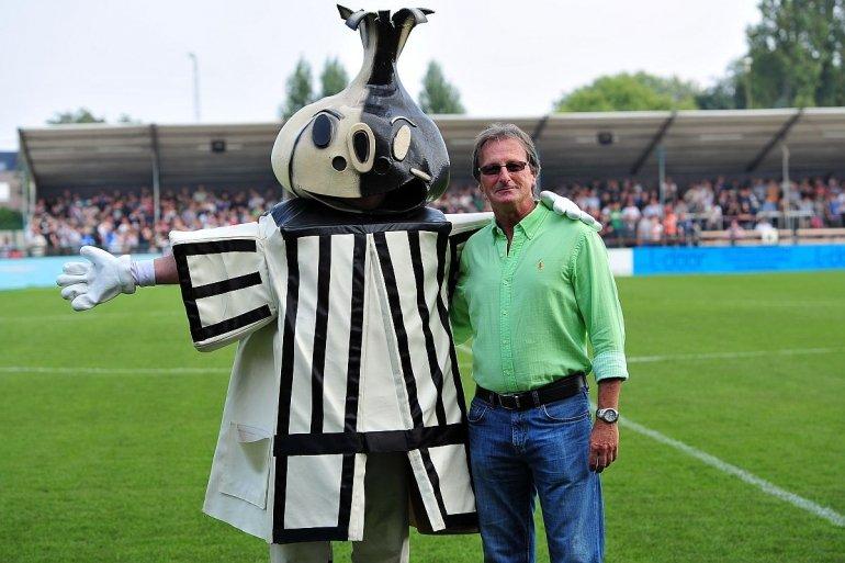 Clubicoon Geert Van Roy onverwacht overleden