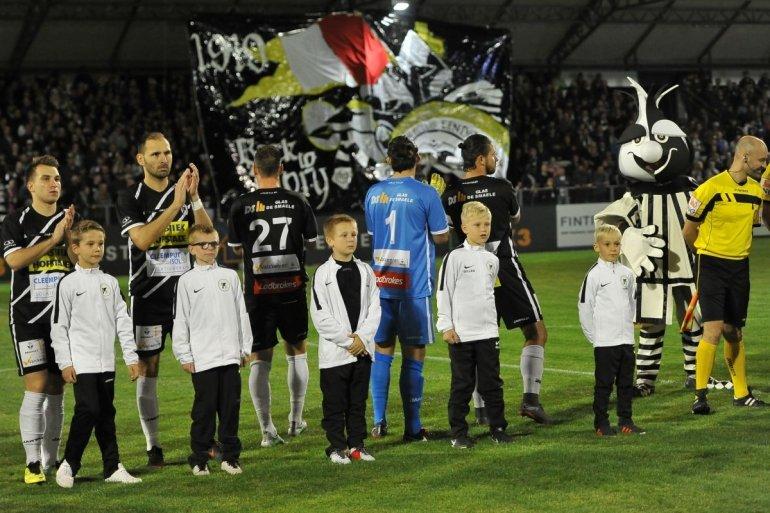 Fotospecial Eendracht Aalst - Sporting Charleroi