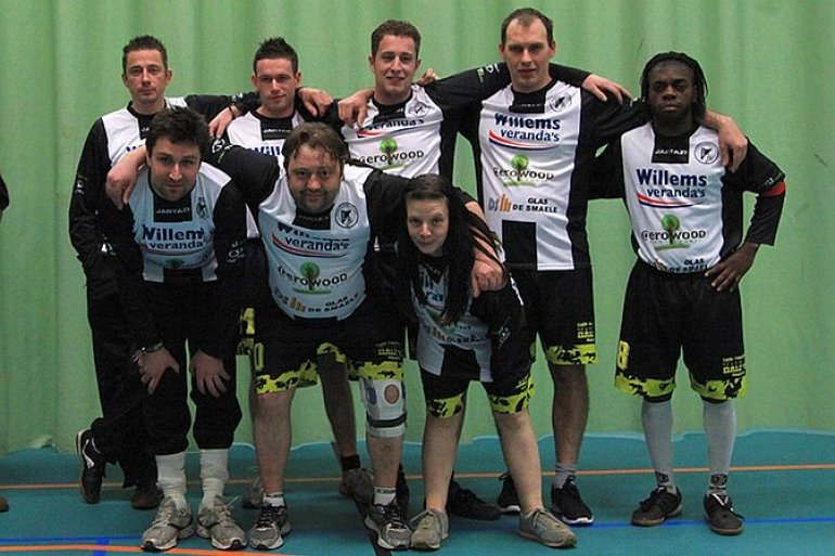 Donderdag Belgian Homeless Cup in Aalst