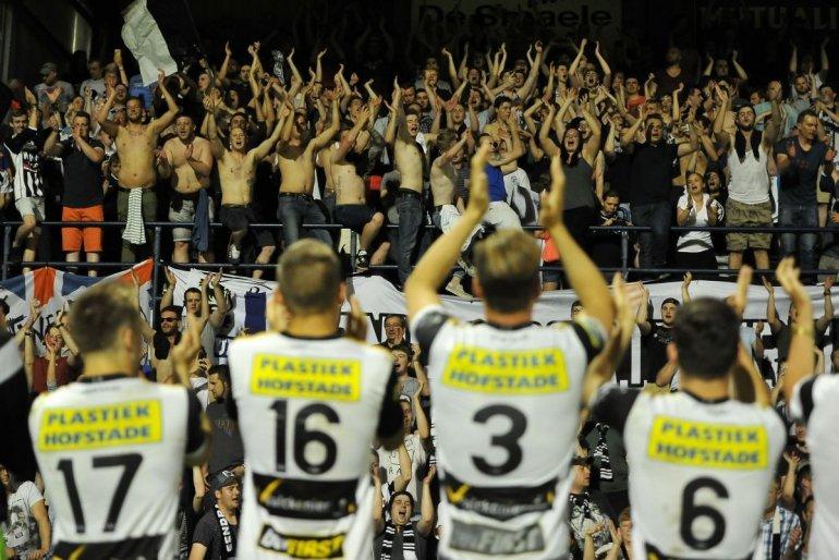 Via verlengingen naar finale tegen Club Luik