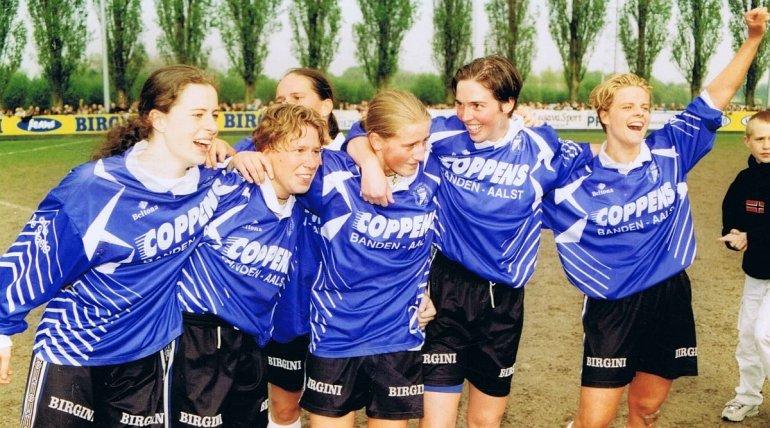 Ladies Game voor 50 jaar damesvoetbal!