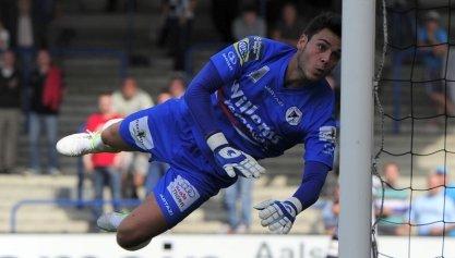 Kevin Van den Noortgaete tot 2017 bij Aalst