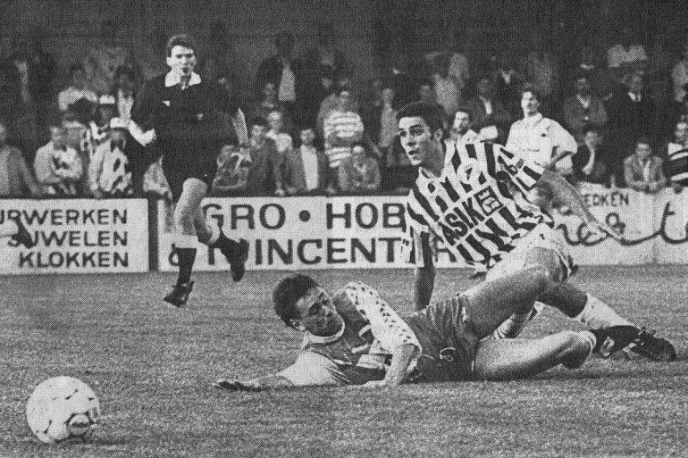 Retro: Hoogstraten - E.Aalst uit 1991