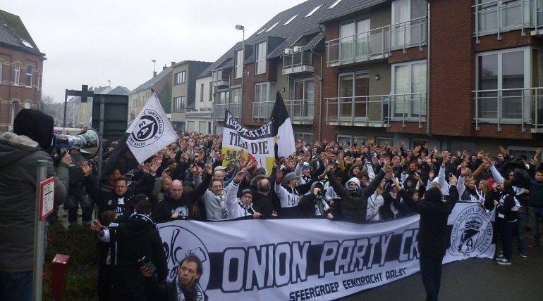 Supportersinfo voor de derby