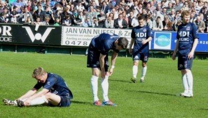Eendracht duwt rivaal FCV Dender naar derde