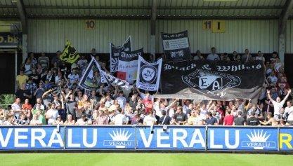 Op bezoek bij Lommel United